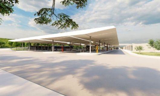 Anteprojeto do BRT inclui ciclovia, pista de caminhada e parque linear (Crédito: Divulgação)