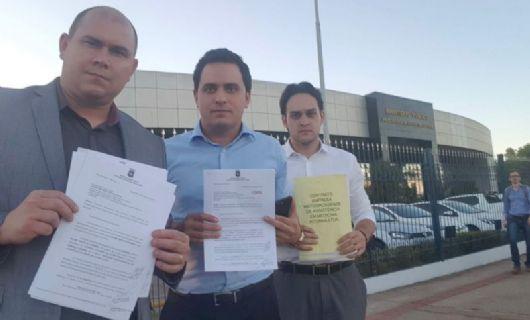 Operação que afastou Emanuel Pinheiro é resultado da CPI da Saúde na Câmara (Crédito: Reprodução)
