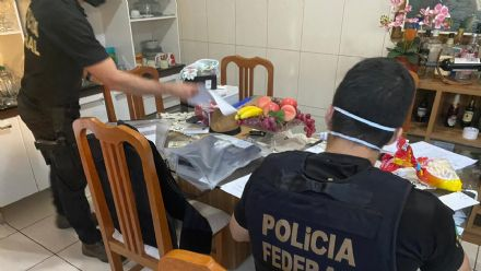 Operação Harem BR em Rondonópolis (MT)