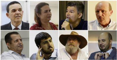 Cinco deputados federais por Mato Grosso que apoiam colocar o MP no