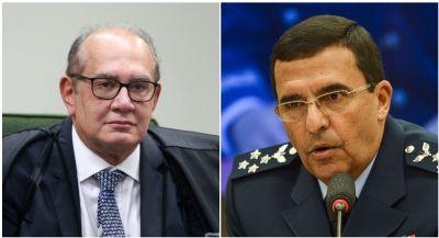 Comandante da Aeronáutica fala com ministro Gilmar Mendes e nega apoio a golpe