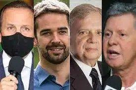 Prévias do PSDB para presidente têm quatro candidatos