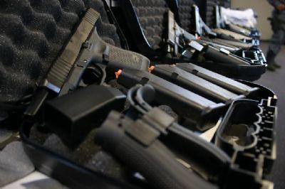 Governo investe R$ 12 milhões na compra de novas pistolas para tropa da PM