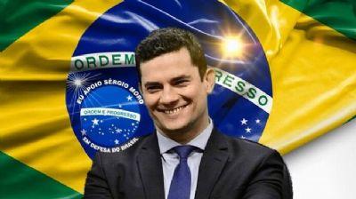 SERGIO MORO É O NOME MAIS INDICADO DA TERCEIRA VIA