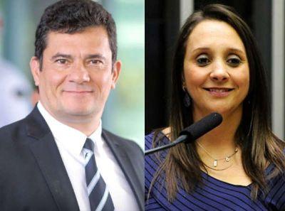 Podemos acredita que só Sergio Moro pode derrotar Lula da Silva