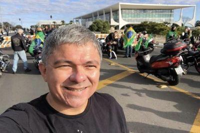 Alexandre de Moraes manda prender blogueiro bolsonarista