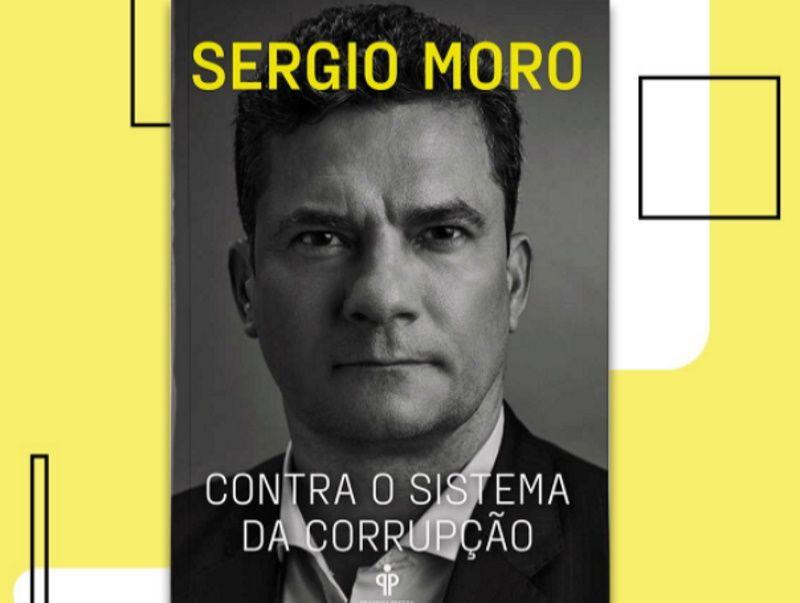 Candidatíssimo, Sergio Moro confirma lançamento de livro em dezembro ::  Caldeirão Político