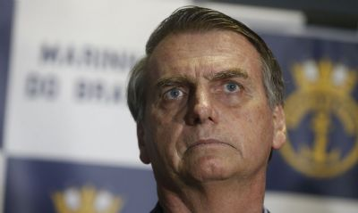 Pesquisa Exame/Ideia: 51% acham Bolsonaro péssimo