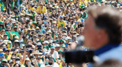 OAB quer que Bolsonaro preste contas dos gastos do 7 de setembro