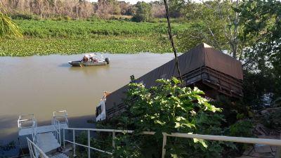 Agrônomo morre após acidente durante fuga desastrosa de ladrões de carreta