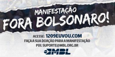 12 de setembro: Centrais sindicais aderem aos protestos convocados por MBL e Vem Pra Rua