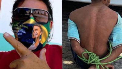 Comerciante bolsonarista que espancou quilombola é preso no Nordeste