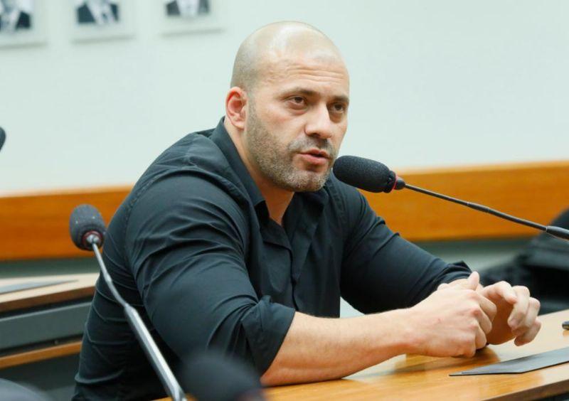 Deputado Daniel Silveira e advogado receberam indevidamente reembolso da cota parlamentar