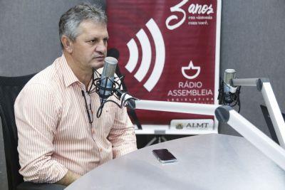 TJ notifica ALMT e alerta para possível condução coercitiva de Dilmar Dal Bosco
