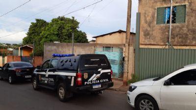 Investigações e prisões de autores de roubos a lojas de eletrodomésticos contribuiu na redução desse tipo de crime na Capital