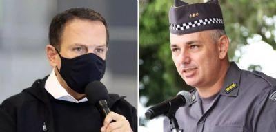 MPSP aciona Corregedoria da PM para assegurar abertura de inquérito contra coronel afastado por Doria