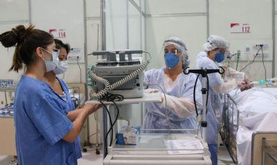 Proposta que fixa piso salarial para profissionais da Enfermagem chega a 1 milhão de apoios