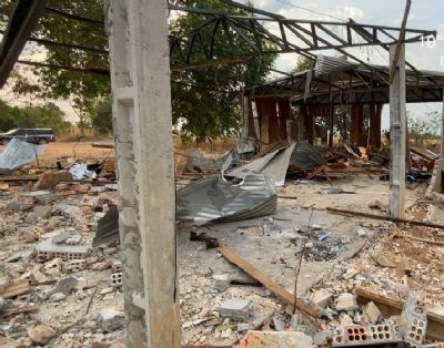 Investigação da Polícia Civil apura que explosivos estavam clandestinamente em garimpo