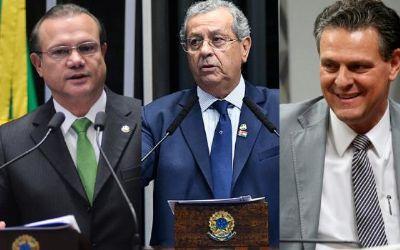 Os três senadores de Mato Grosso votaram a favor da reforma trabalhista no Senado