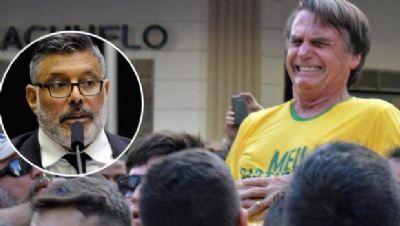 DEPUTADO FROTA PEDE ABERTURA DE CPI DA FACADA, PARA VERRIFICAR SE BOLSONARO FORJOU O PRÓPRIO ATENTADO