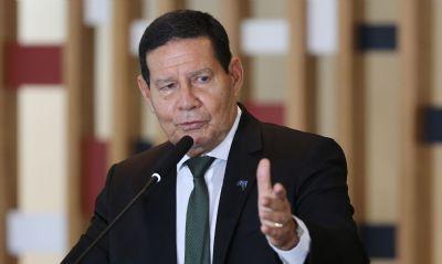 Após ameaças, Hamilton Mourão diz que eleições serão realizadas