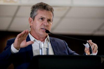 Mendes assina contrato para obra da 1ª Ferrovia Estadual