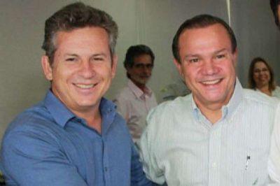 PL de Fagundes e o DEM de Mauro Mendes podem se unir em 2022