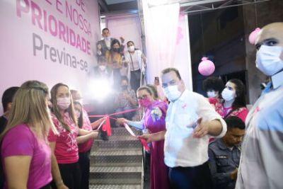 Presidente da ALMT assegura ações no combate ao câncer de mama e colo do útero