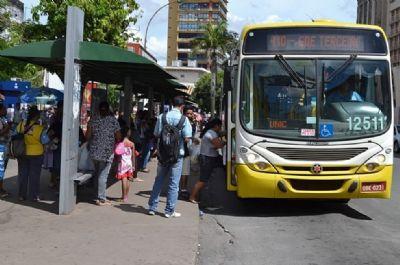 Estudo aponta maior risco de contaminação em terminais de ônibus