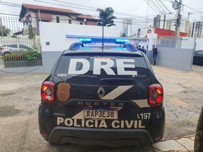 Operação conjunta cumpre 11 mandados de buscas para desarticular pontos de venda de drogas no bairro Tijucal