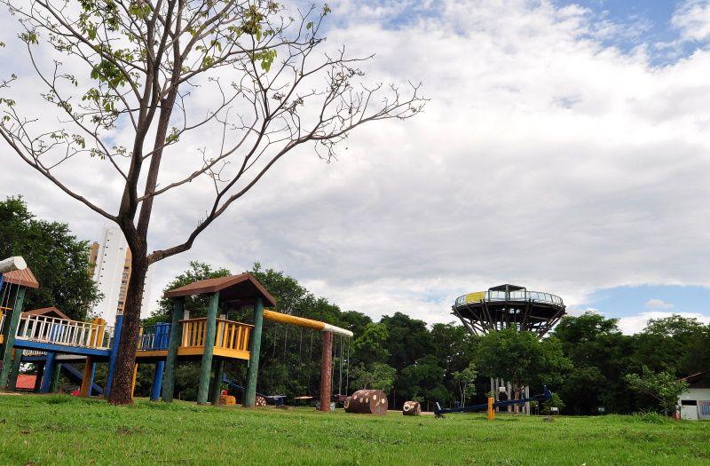 Parques estaduais reabrem na segunda-feira em Cuiabá
