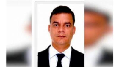 Advogado Paulo Ricardo Milhomem. Este homem atropelou propositalmente uma mulher em Brasília