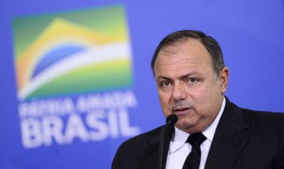 TCU decide processar Eduardo Pazuello por omissão na pandemia