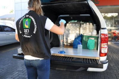 Operação nacional coíbe práticas abusivas e ilegais no setor de combustíveis