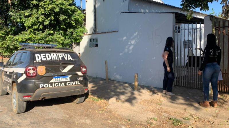 PJC prende investigados por crimes sexuais contra crianças e checa novas denúncias