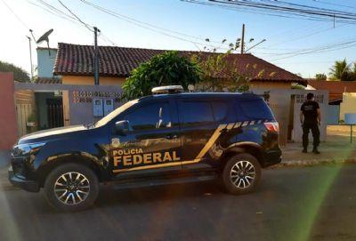 Polícia Federal deflagra operação