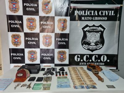 Polícia Civil prende integrante de associação criminosa e recupera carga de soja avaliada em R$ 300 mil
