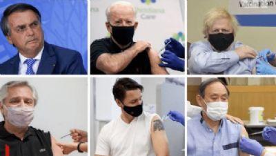 Jair Bolsonaro é o único dos presidentes do G20 que não tomou vacina da covid