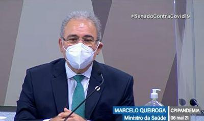 Queiroga mentiu na CPI acerca de consulta sobre uso do ''kit covid'', diz Humberto Costa