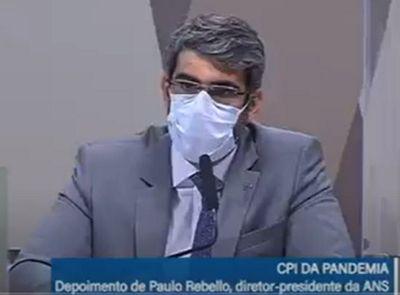 Denúncia de médica da Prevent Senior não foi apurada pela ANS, diz Randolfe Rodrigues