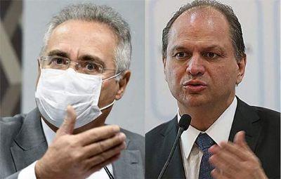 RENAN CALHEIROS DEVE PEDIR INDICIAMENTO DE BARROS POR CORRUPÇÃO