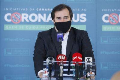Democratas anuncia expulsão do deputado Rodrigo Maia