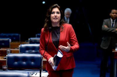 MDB pode lançar Simone Tebet para a presidência da República