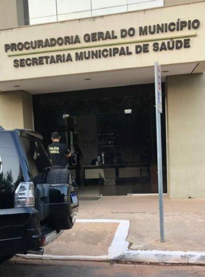 Luiz Possas é novamente alvo da Polícia Federal em operação contra fraudes em licitação