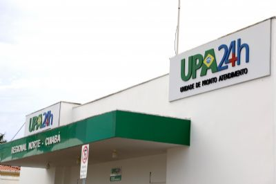 UPA Morada do Ouro terá atendimentos suspensos por cinco dias após ação de vândalos