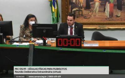 Comissão reprova PEC do voto impresso por 23 a 11 votos
