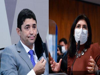 Exposto, Wagner Rosário ataca Simone Tebet e provoca ira dos senadores